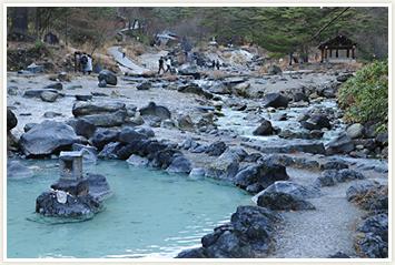 西の河原大露天風呂優待券付きプランのイメージ