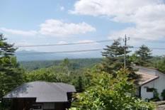 洋室(ツイン)からの眺めのイメージ