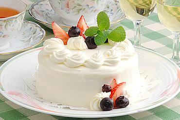 オリジナルケーキのイメージ