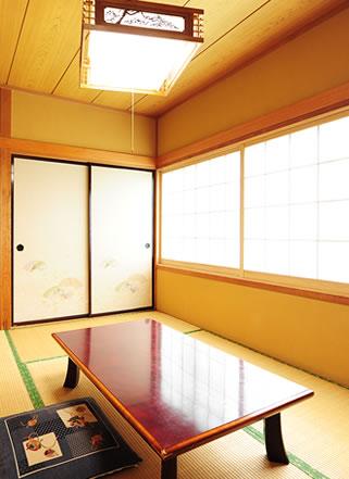 和室(6畳)のイメージ