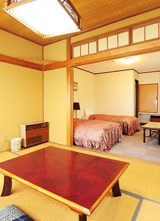 和洋室のイメージ