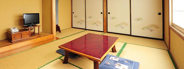 和室(8畳)のイメージ