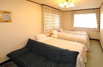 洋室(トリプル)のイメージ